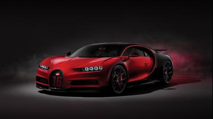 Bugatti Chiron Sport stojí 2,65 milióna eur, no nemá väčší výkon!