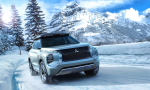 V Ženeve predstavili aj koncept Mitsubishi Engelberg Tourer