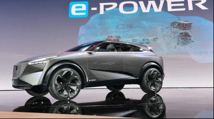 Nové crossovery Nissan dostanú prvky z konceptu IMQ