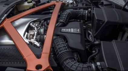 Aston Martin nahradí motor AMG V8 vlastnými elektrifikovanými V6