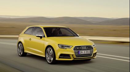 Modernizácia Audi A3 a S3 priniesla nové motory a technológie