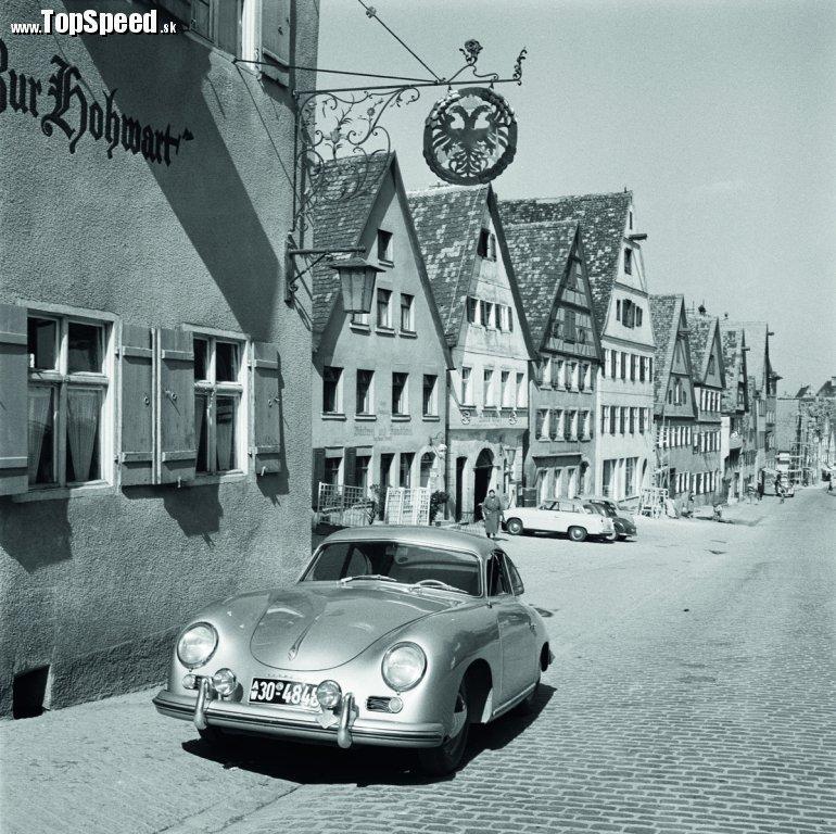 1955 - Porsche 356 Coupé,