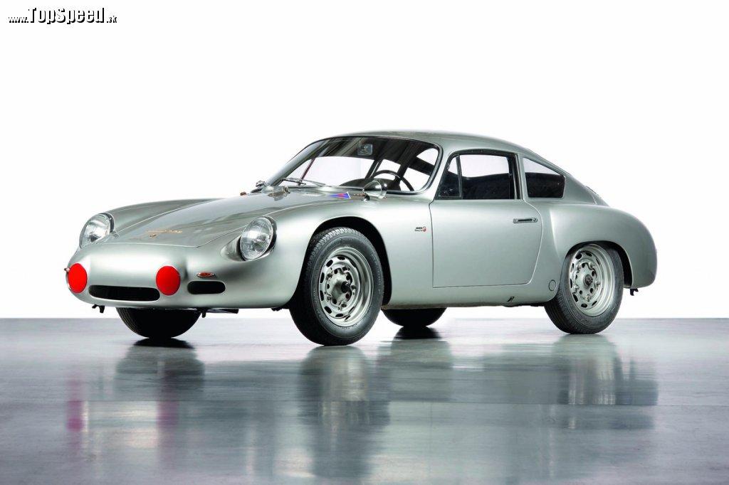 1960 - Porsche 356 B 1600 GS Carrera GTL Abarth,