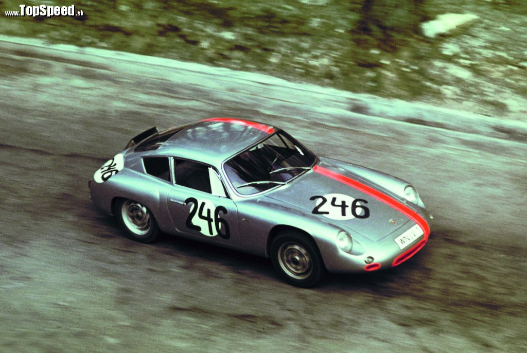 1960 - Porsche Typ 356 B 1600 GS Carrera GTL Abarth,