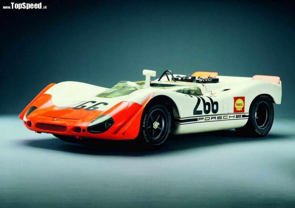 (1969)Porsche Typ 908/02 Spyder