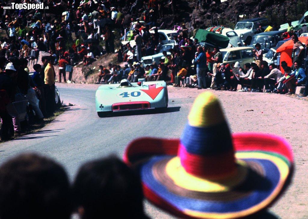 Targa Florio 1970, Pedro Rodriguez na Porsche 908/03