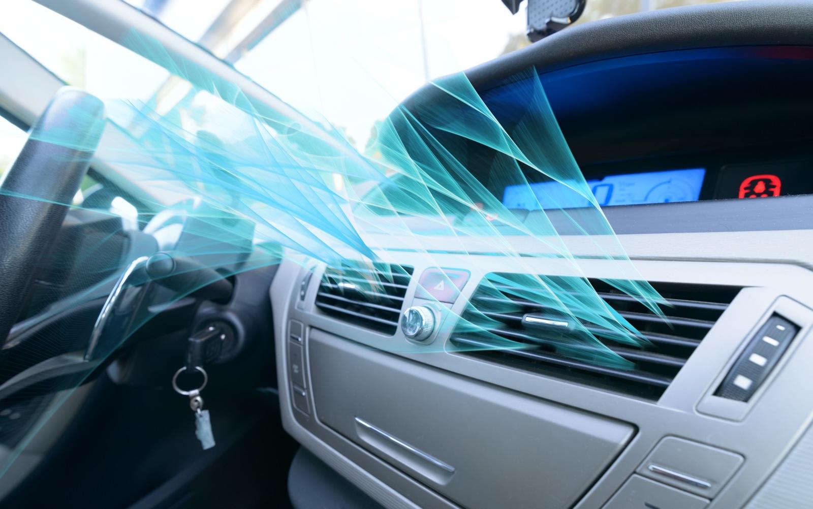 Ako nastaviť klimatizáciu v aute, ak nechcete prechladnúť ...