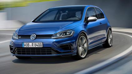 Prechod na WLTP zasiahne aj VW Golf R. Okrem koní stratí aj manuál