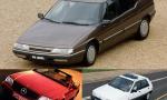 Finalisti ankety Európske auto roka 1990