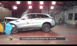 Ďalší test bezpečnosti elektromobilu: Mercedes-Benz EQC Euro NCAP