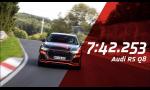 Audi RSQ8 uchmatlo rekord za najrýchlejšie SUV na Nürburgringu