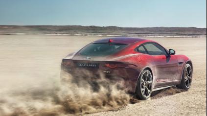 Jaguar F-type R AWD bude súčasťou pokusu o prekonanie rýchlosti 1 609 km/h
