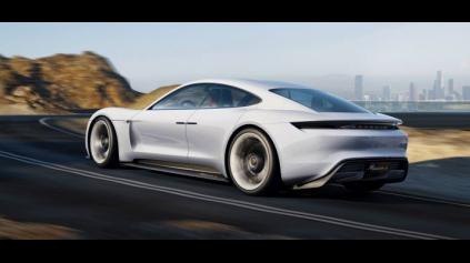 Porsche chce do 4 rokov prekonať Teslu. Misia s dojazdom 500 km ma meno E