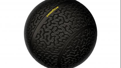 Budúcnosť pneumatík je guľa, tvrdí Goodyear. Predstavili koncept Eagle 360