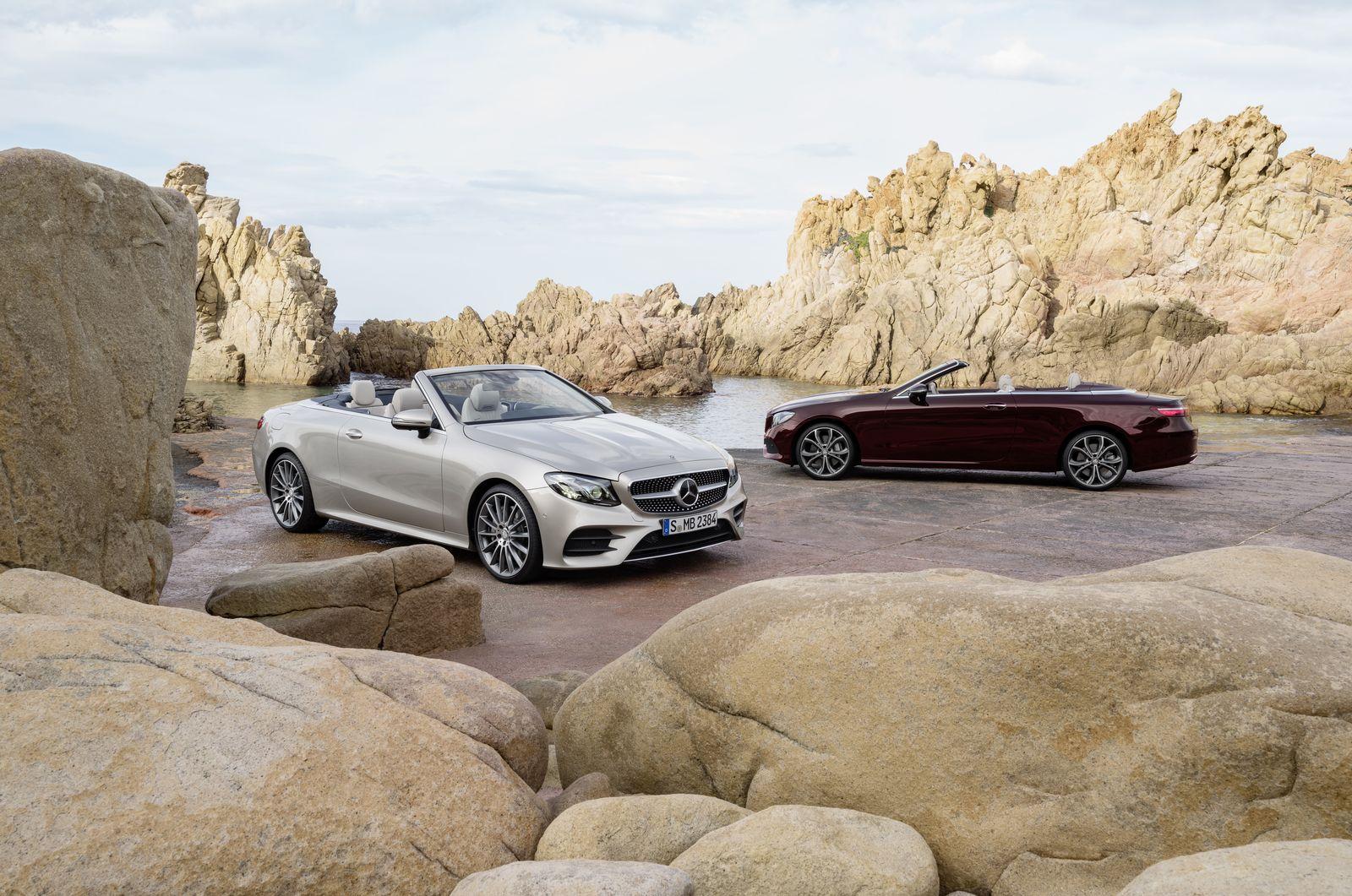 Mercedes-Benz E Cabriolet