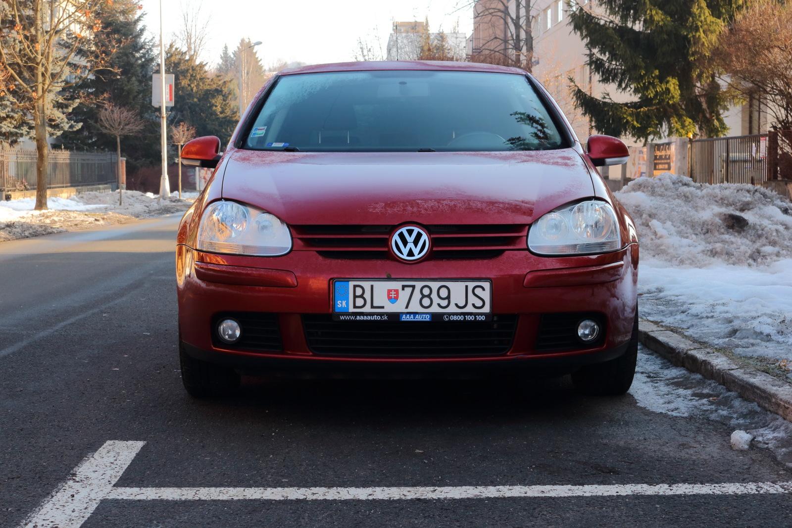 TopSpeed.sk test jazdenky Volkswagen Golf V