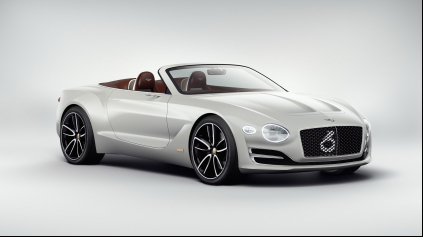 Bentley EXP 12 Speed 6e naznačuje budúcnosť luxusnej elektromobility