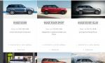Konfigurátor Land Rover je takmer identický, ako má Jaguar