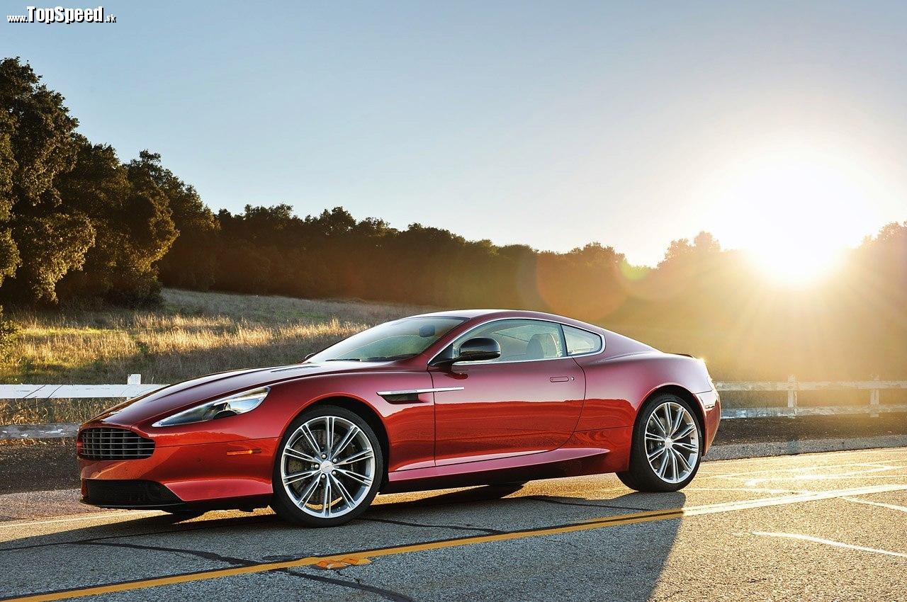 Aston Martin Vanquish /Drew Phillips photography/
