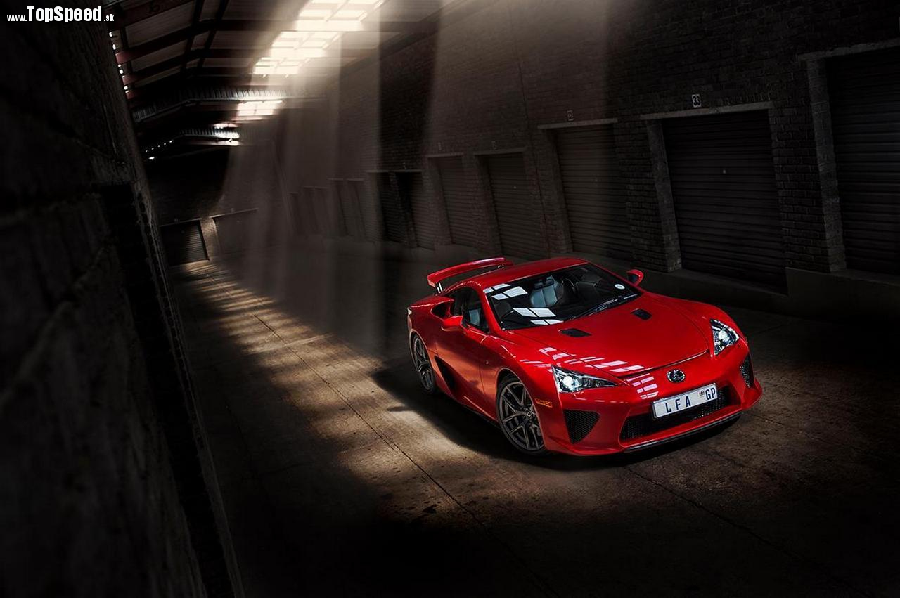 Lexus LFA /Olivers/