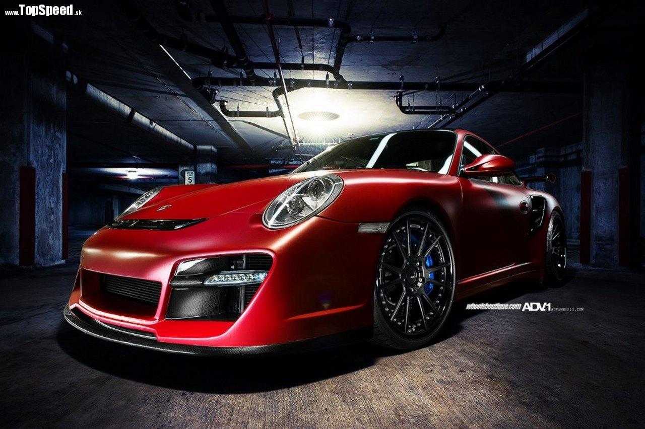 Porsche 911 /William Stern photography/