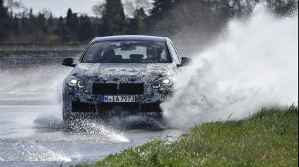 Nové BMW M135i sa na Nürburgringu má vyrovnať M140i