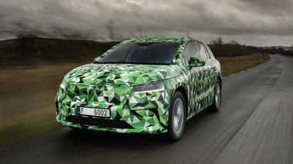 Škoda Enyaq príde s výkonmi od 109 do 225 kW. Aj ako Enyaq RS
