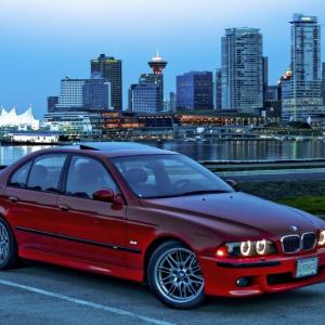 1998 BMW E39 M5