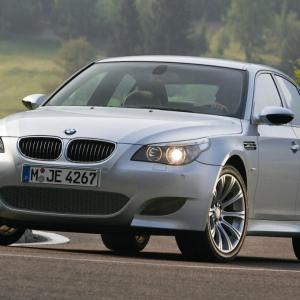2003 BMW M5 E60