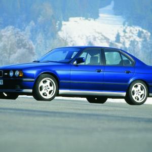 1990 BMW M5 E34