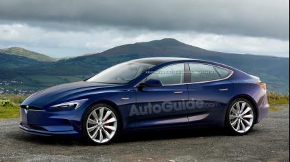 Tesla S a Tesla X majú mať 3 elektromotory a dojazd 645 km