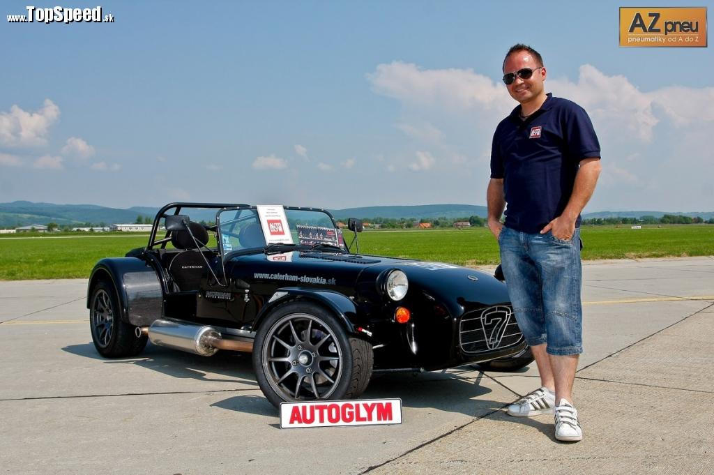Igor Zajac - dovozca AutoGlym pre Slovensko