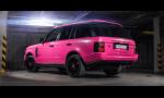 Zvládate pohľad na Range Rover Lipstick od Brutal Car Wraps z TN?
