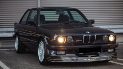 Dali by ste za Alpina B6 2.7 E30 takmer 60 000 eur?