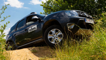 TEST: DACIA DUSTER DCI 4WD