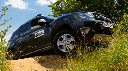 Test Dacia Duster dCi 4WD