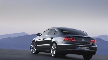Na jar príde nový Volkswagen CC. Už sa nevolá Passat!