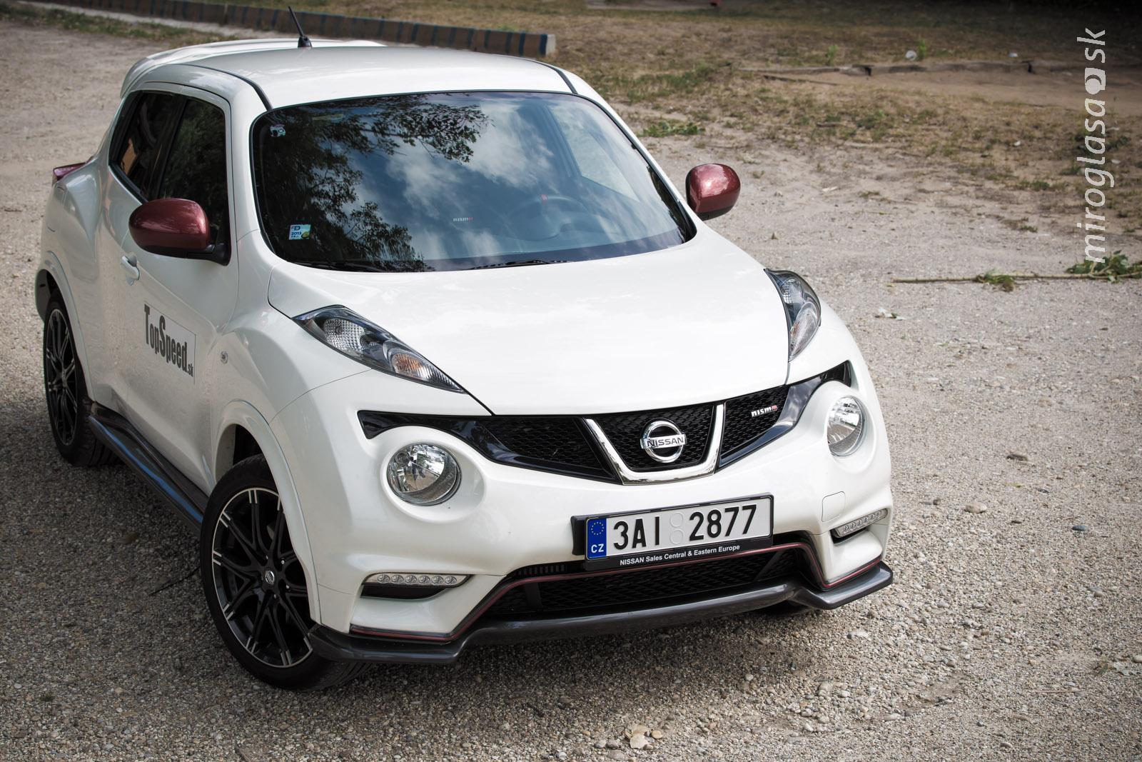 Nissan Juke Nismo. Fuj či uau?