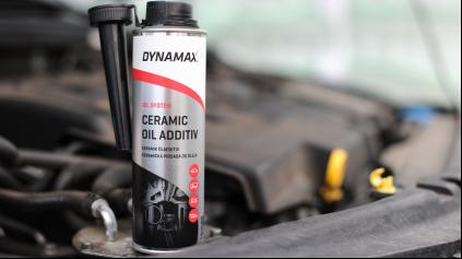 Keramická ochrana motora zníži vnútorné trenie