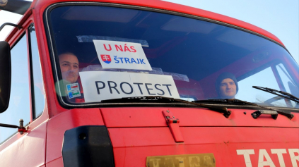 Redakcia TOPSPEED.sk podporuje štrajk autodopravcov