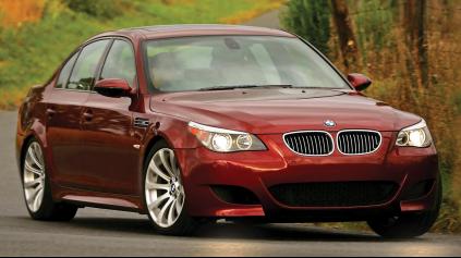 Spomeňme si na BMW radu 5 E60/E61 (2003 - 2010)