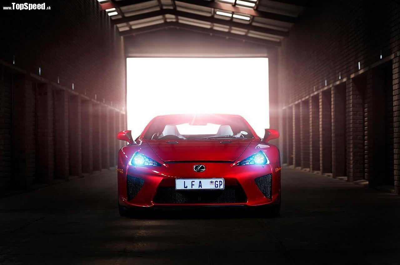 Lexus LFA (Olivers)