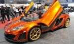 Ženeva 2012: Majstrovské diela od Mansory- McLaren MP4-12C