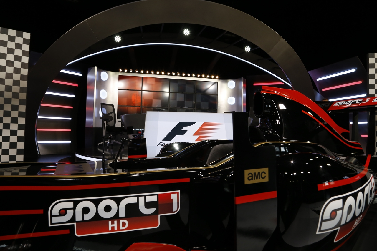 F1 najblizsie tri sezony slovakom prinesie Sport 1 a Sport 2 HD