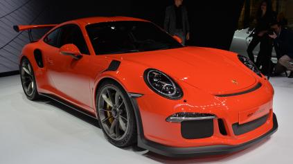 PORSCHE 911 GT3 RS JE NAJRÝCHLEJŠIA 911 V PONUKE