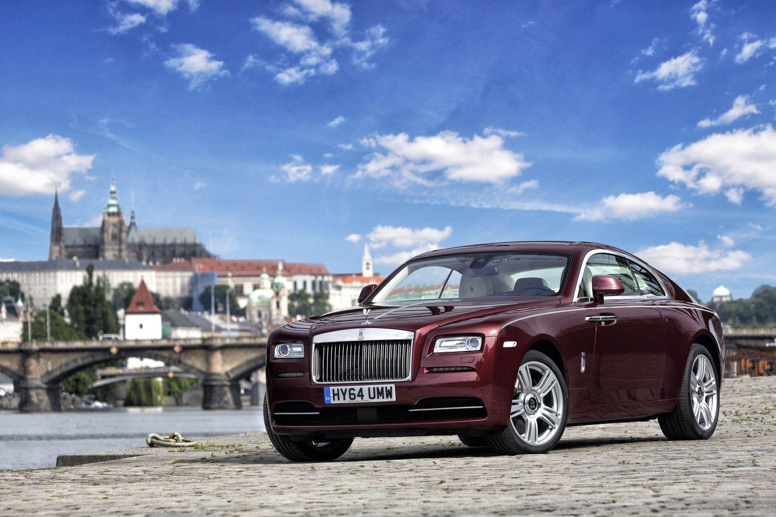 Rolls-Royce Praha