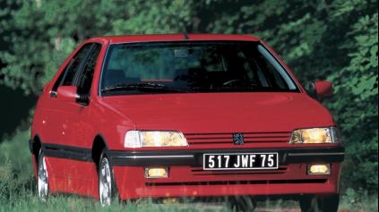 Peugeot 405 už oslavuje 30 rokov!