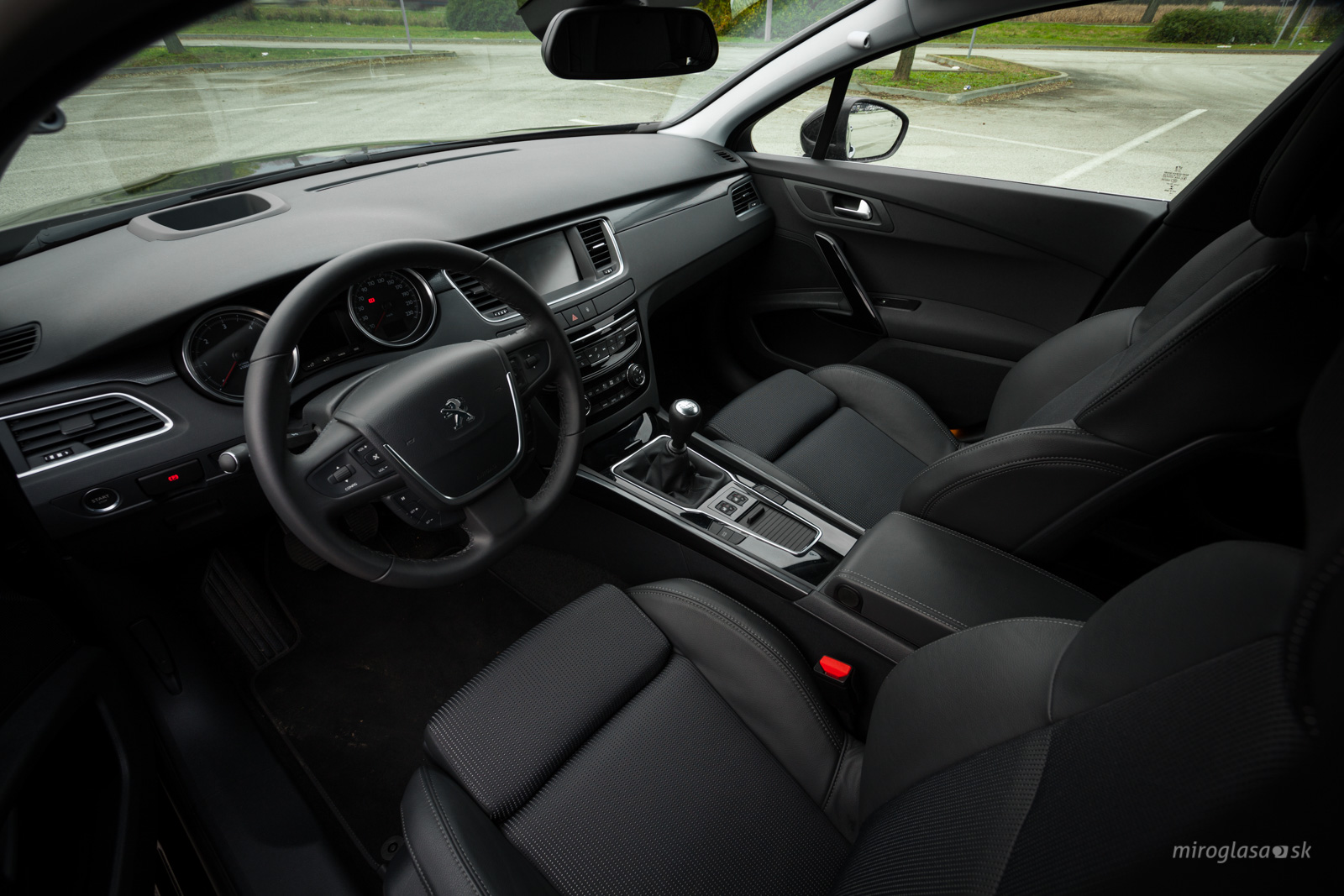 TopSpeed.sk test Peugeot 508SW HDi Business