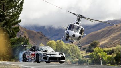 Nový Zéland a Mazda RX7 s výkonom 750k = životná jazda