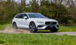 Test Volvo V60 Cross Country. Elegantný turista